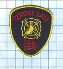 Fire Patch - Central Lake Fire Dept.
