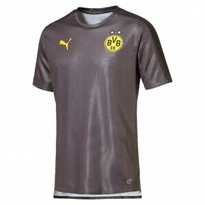 Puma BVB Borussia Dortmund Fanartikel Training Stadium Jersey Shirt Trikot