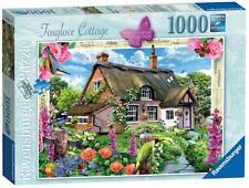 Ravensburger 19313 Cottage Collection Foxglove Cottage 1000 Pieces Jigsaw Puzzle