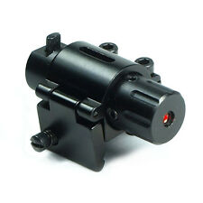 Red Dot Laser Sight Portée 20mm Picatinny Rail Mount Pour Fusil