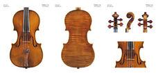 """Cartella Antonio Stradivari violino 1715 """"IL Cremonese"""""""