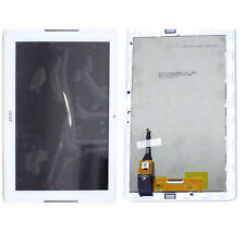 For Acer iconia one 10 B3-A20 A5008 Touch Screen White Digitizer LCD Assembly