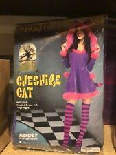 Cheshire Cat Costume Women's Large 12-14