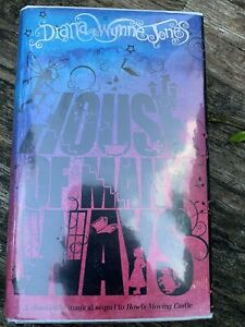 House Of Many Ways, Signed By Diana Wynne Jones. ( Howl's Trilogy)1st Edition.