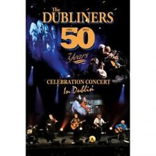 The Dubliners - 50 Years 1962-2012 Celebration Concert in Dublin DVD 32 tracks