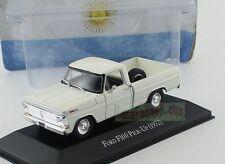 1/43 FORD F100 Pick UP 1972 White Diecast Car Model