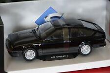 Alfa Romeo GTV 6 schwarz 1:18 Solido 1802302 neu & OVP