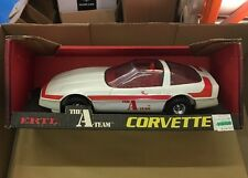 A-Team A Team Corvette Face ERTL Brand New Steel 1/16 Die Cast Extremely Rare