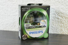 PHILIPS ColorVision Birnen H4 (2Stück) Green Grün 12V 60/55W Tuning Color