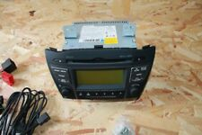 Hyundai ix35 Auto-Radio mit CD MP3 Bluetooth RDS 96150-2Y010TJN - 2014