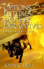 Options, Futures, and Other Derivatives (4th Edition), John C. Hull, Good Book