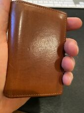 Coach Leather Vintage Small Wallet / Card Holder