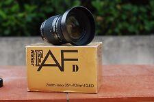 Obiettivo Nikon AF-D 35-70mm MACRO f/2.8 PERFETTO