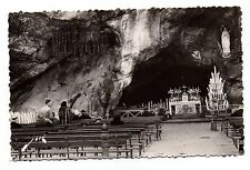 65 - cpsm - LOURDES - La Grotte Miraculeuse   (i 9003)