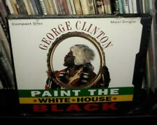 George Clinton - Paint The White House Black - Sealed CD - 1993 Paisley Park WB
