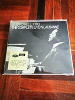 BUD POWELL's COMPLETE LIVE IN LAUSANNE /24K JAPANESE CD/ VERY RARE /SEALED