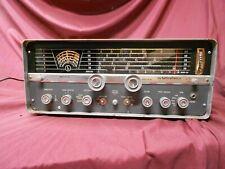 Hallicrafters model SX-110 shortwave receiver