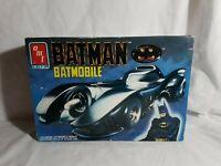 Batman Vintage Batmobile 1:25 Model Kit AMT/ERTL 1989 Aus Seller