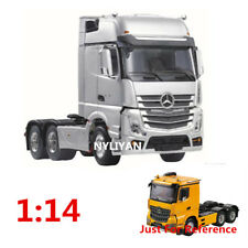 1/14 RC Tractor Truck Car 3 Speed Transmion TRAILE Hauler Assembly Kit Set #401