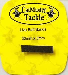 CatMaster Tackle Bait Bands 30mm