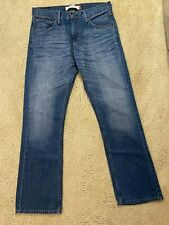Levi's 527 Bootcut Denim Men's Size 32 x 32
