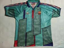 8.5/10 original Barcelona 1996 kappa shirt jersey vintage spain ronaldo 96