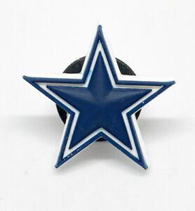 Dallas Cowboys Official Crocs Licensed Jibbitz