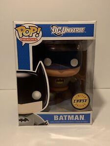 Funko Pop Batman 9-inch Chase Rare