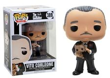 The Godfather Don Vito Corleone Padrino Pop! Funko movies Vinyl Figure n° 389