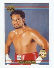 ROBERTO DURAN - Boxing Trading Card - 1991 Ringlords