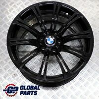 "BMW E90 E92 E93 M3 Black Rear Wheel Alloy Rim 19"" 9,5J ET:23 M Double Spoke 220"