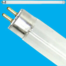 "1x 18W T8 2ft 24"" 600mm Fluorescent Tube Strip Light Bulbs 3000K White G13"