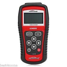 KONNWEI KW808 Car Scanner EOBD OBD2 OBDII Diagnostic Tool Live Code Reader Red