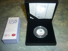2016 Royal Mint Beatrix Potter Jemima Puddle Duck 50p Fifty Pence Silver Proof