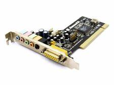 InnoVision InnoAX Audio Extreme 5.1 6-Channel PCI Soundkarte Multimedia-Board
