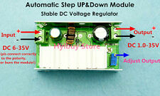 DC 6V-35V to DC 1V-35V 12v 19V Step up&down Converter Stable Voltage Regulator