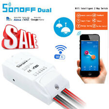 CE Certified Sonoff Dual Smart WiFi Wireless Home Switch Module For IOS/ Android