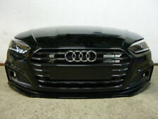 Audi A5 F5 S-Line TDI Front Stoßstange LED Scheinwerfer Haube Kotflügel Kühler