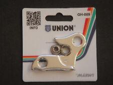 Patte de dérailleur Union GH-009 compatible Schwinn, Merida, BMC, Fuji et autres