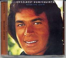 Engelbert Humperdinck - After the lovin'  ( AUDIO CD in JEWEL CASE )