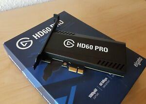 Capture Card Elgato HD60 Pro Aufnehmen von hochwertigen 1080p