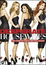 Desperate Housewives: The Complete Eighth & Final Season (DVD,2012)