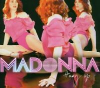 Madonna Hung Up CD Nuovo Sigillato Warner Bros 2005