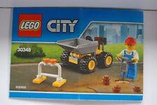 Lego Polybag 30348 Camion City Dumper
