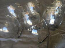 Msa Clear Lens Outsert For Millennium Cbrn Gas Mask Size Ml 10000002350