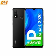 HUAWEI P SMART 2020 128GB+4GB RAM 6,21''TELÉFONO MÓVIL LIBRE SMARTPHONE NEGRO 4G