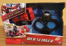 Nerf Spider-Man Web Slinger NOS Stretch Action Hasbro