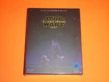 Star Wars: Episode VII - The Force Awakens 2D/3D Blu-Ray DigiPack Boxed Sold Out