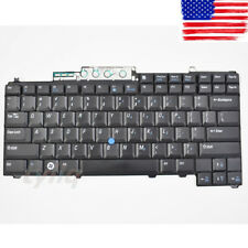 NEW GENUINE Dell Latitude D620 D630 D820 D830 US Keyboard  DR160 FREE USA