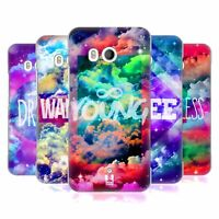 HEAD CASE DESIGNS CHROMATIC CLOUDS HARD BACK CASE FOR HTC PHONES 1